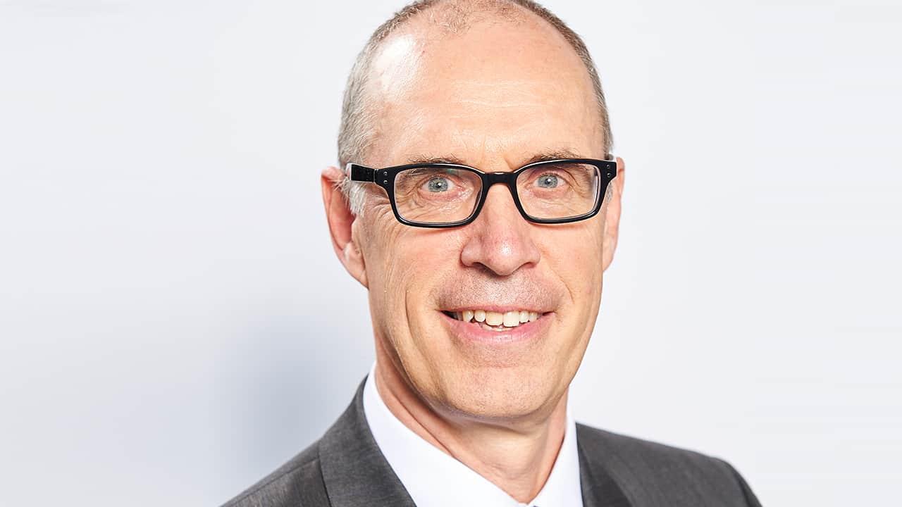 Paul Garry (Treasurer)
