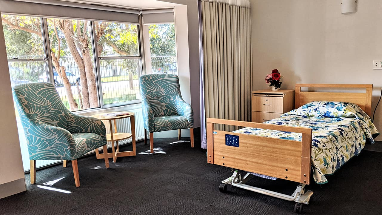 South Port Twin Room